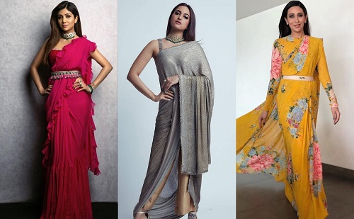 How Do You Wrap a Saree In Different Styles?
